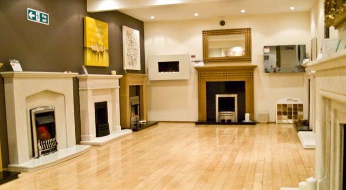 fireplace showroom bradford