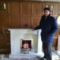 Mr Waheeds new fireplace recently supplied by Gas Centre
